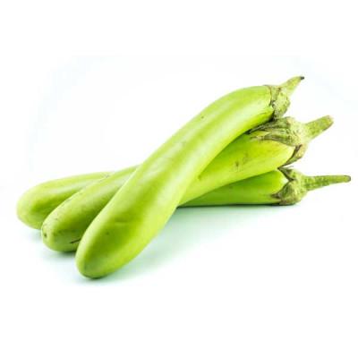 F1 Hybrid Brinjal Green Long Seed
